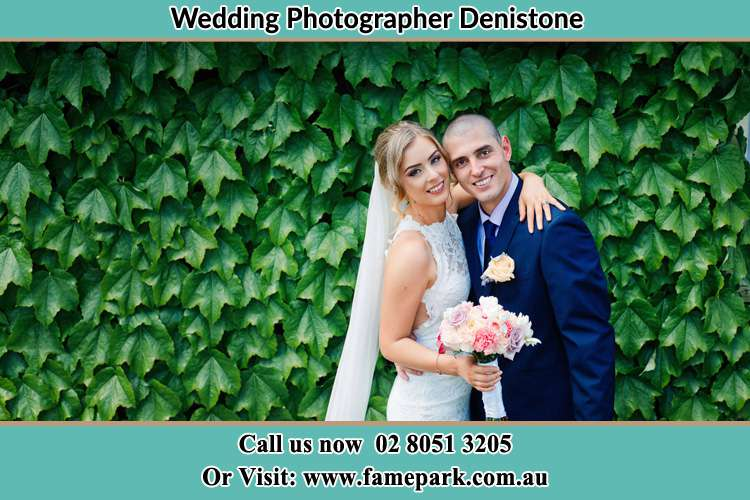 Photo of the Bride and the Groom Denistone NSW 2114