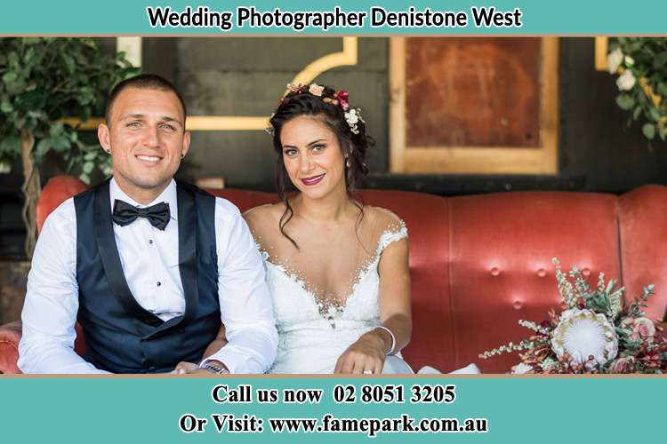 Photo of the Groom and the Bride Denistone West NSW 2114