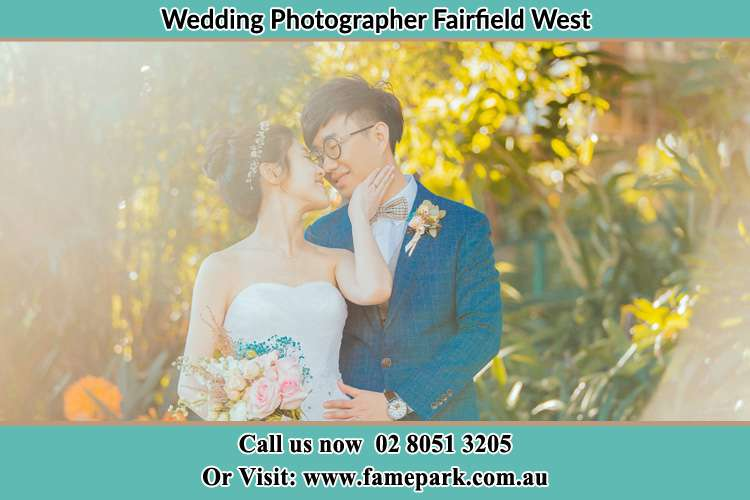 Photo of the Bride and the Groom Fairfield West NSW 2165