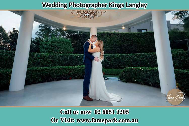 Photo of the Bride and the Groom dancing Kings Langley NSW 2147