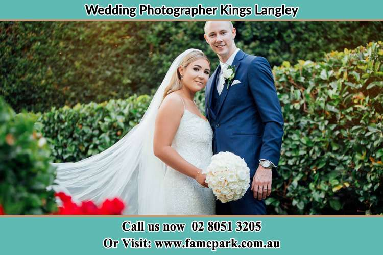 Photo of the Bride and the Groom Kings Langley NSW 2147