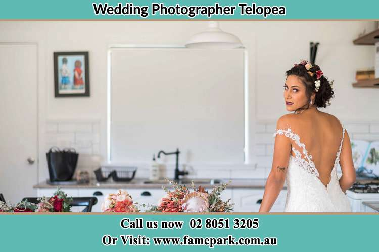 Photo of the Bride Telopea NSW 2117