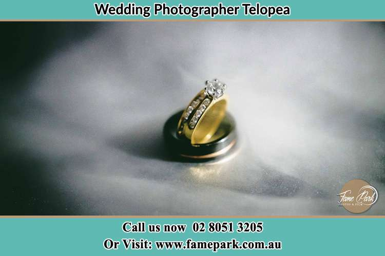 Photo of the wedding ring Telopea NSW 2117